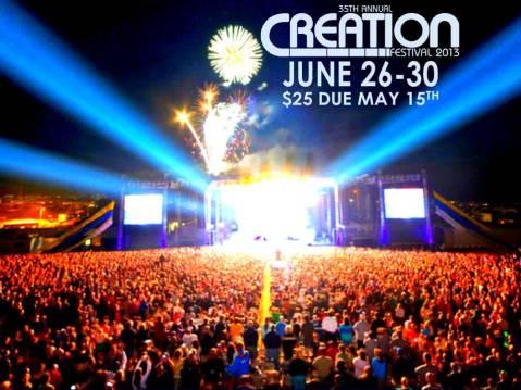 Creation 2013