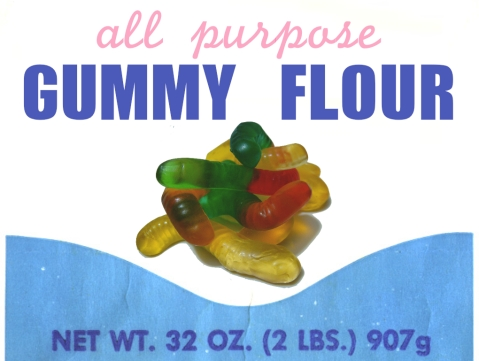 all purpose gummy flour