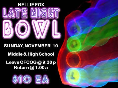 Late Night Bowl